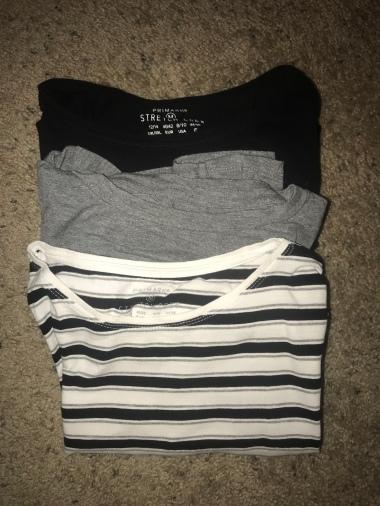 3 short sleeve